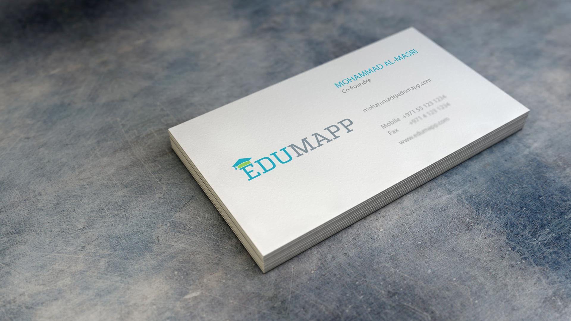 Edumapp.com-Business-Cards