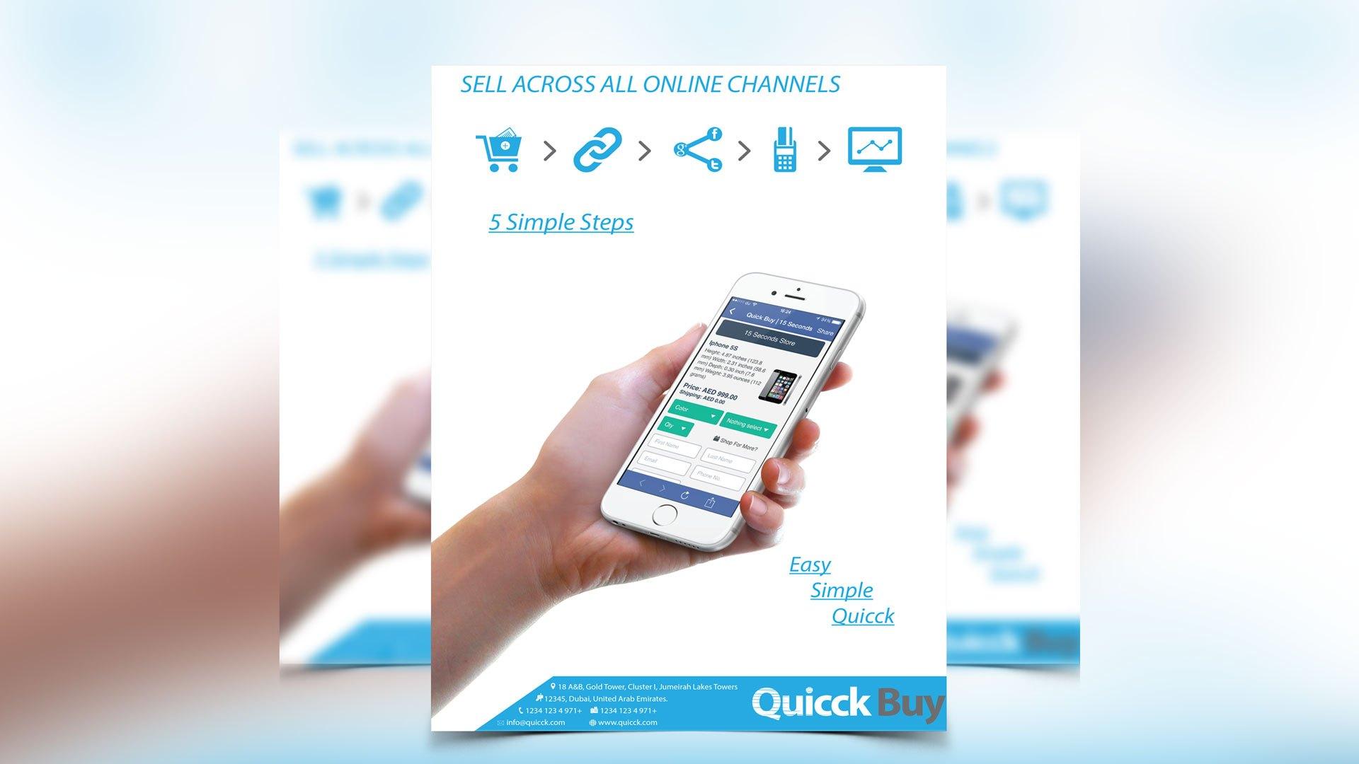 Quicckbuy-flyer-design