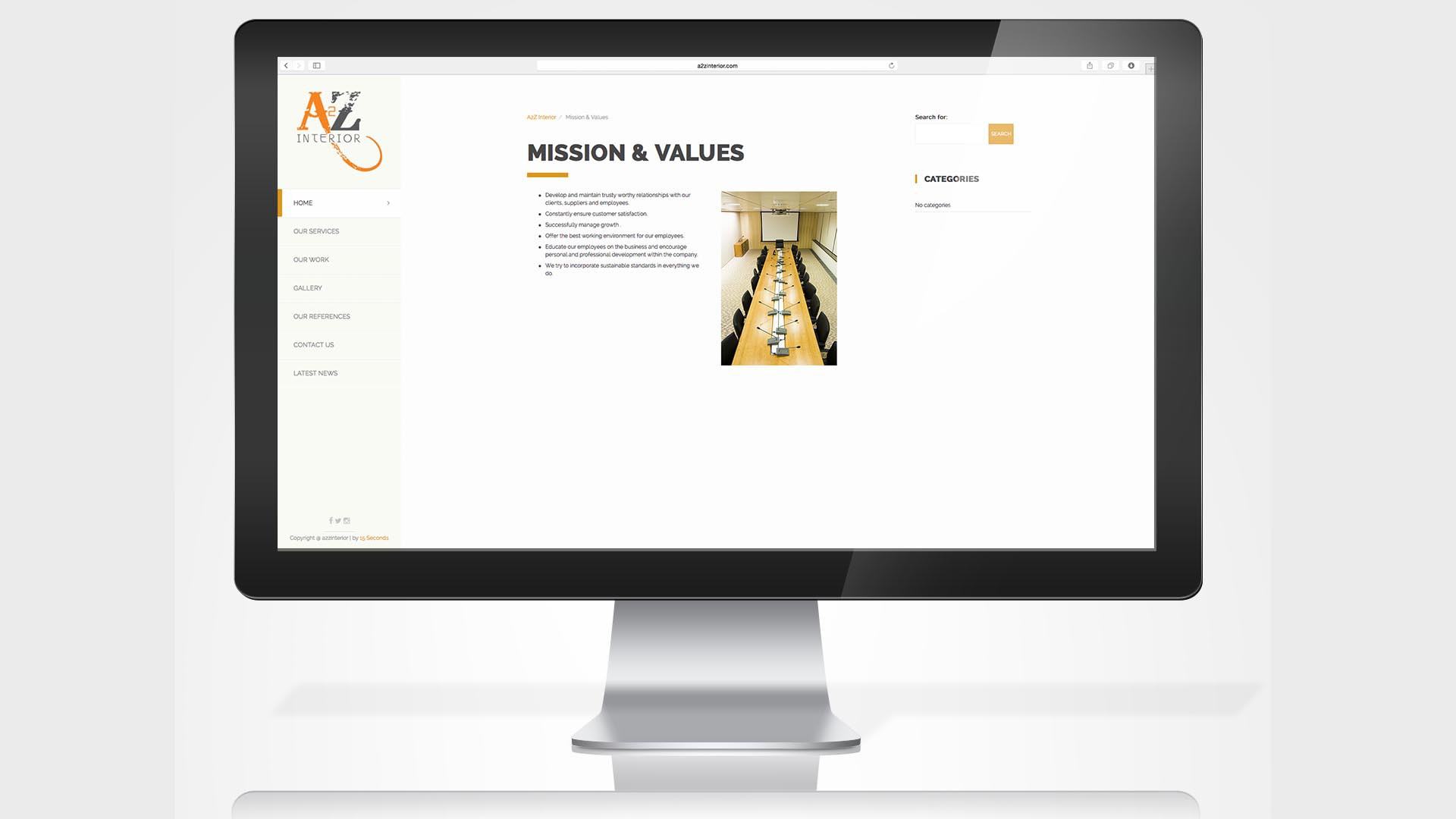 a2z-interiors-website-mission