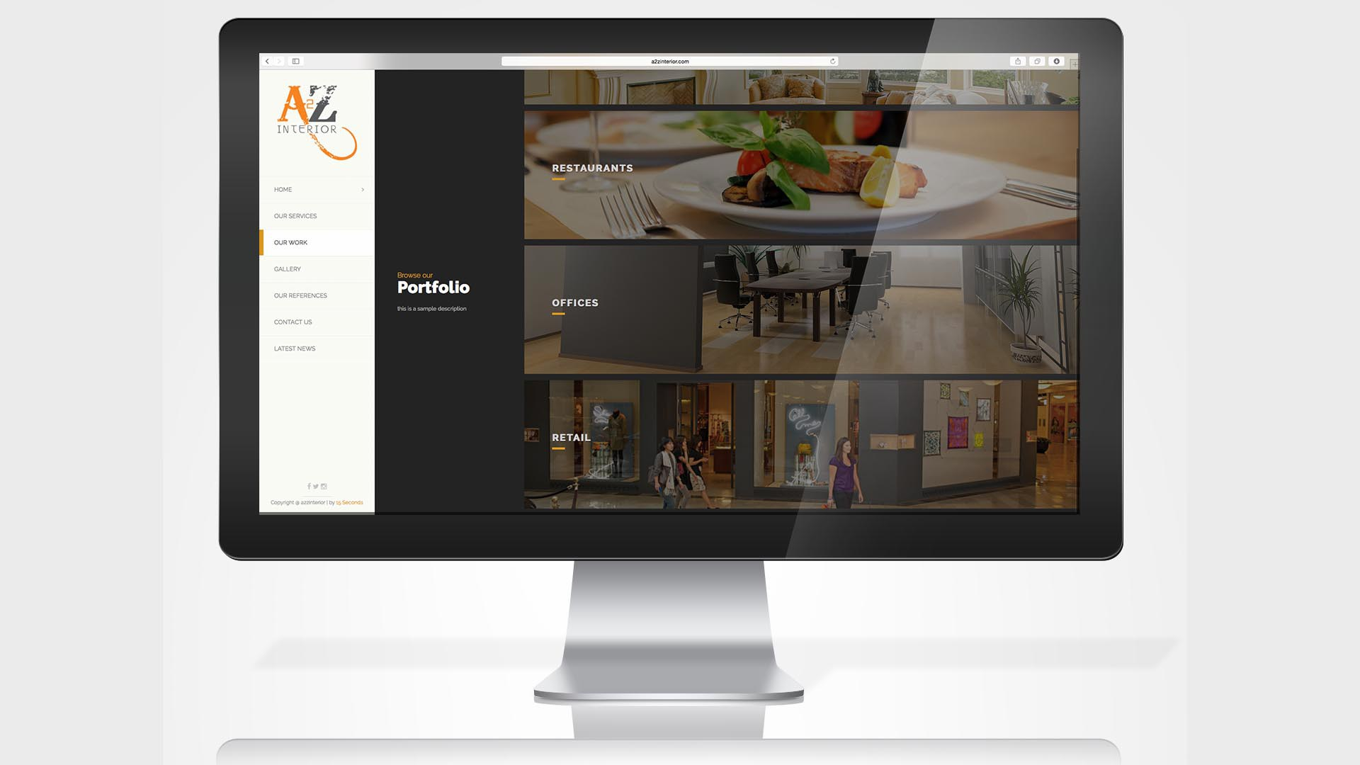 a2z-interiors-website-works