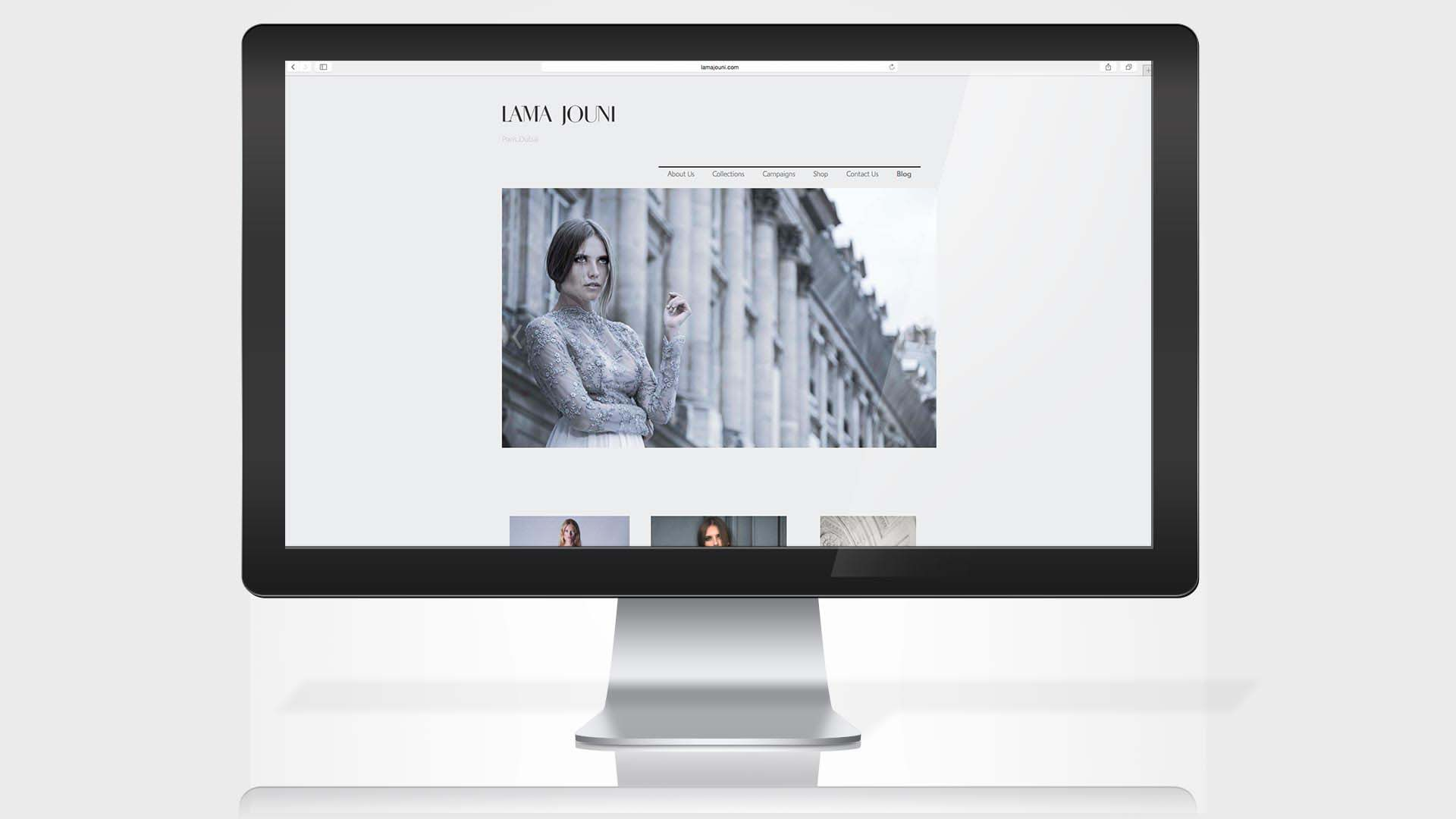 lama-jouni-website-home-page