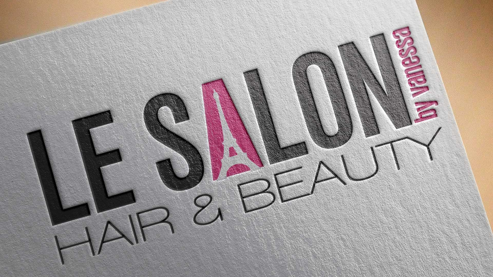 le-salon-logo-design