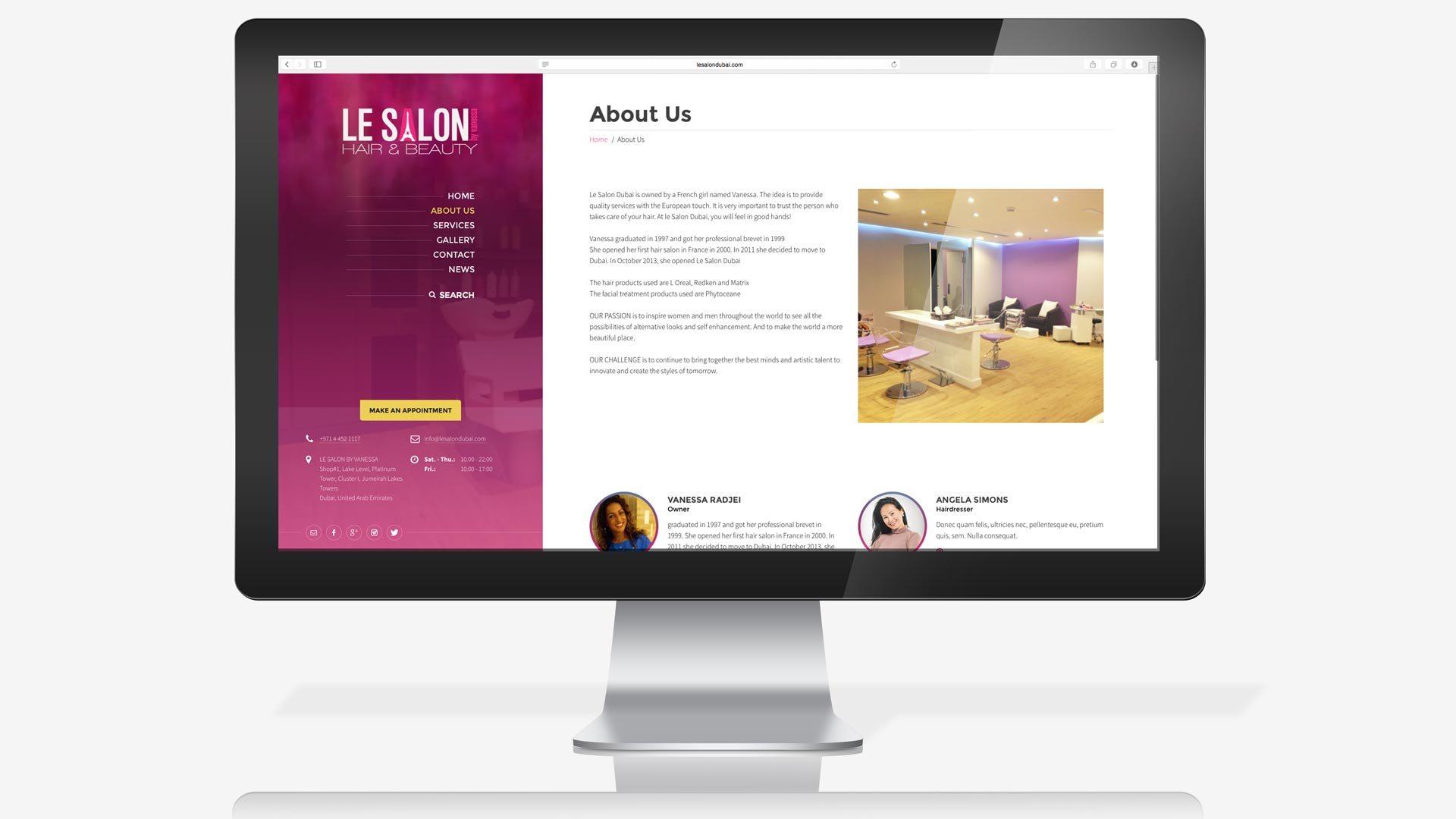 le-salon-website-about
